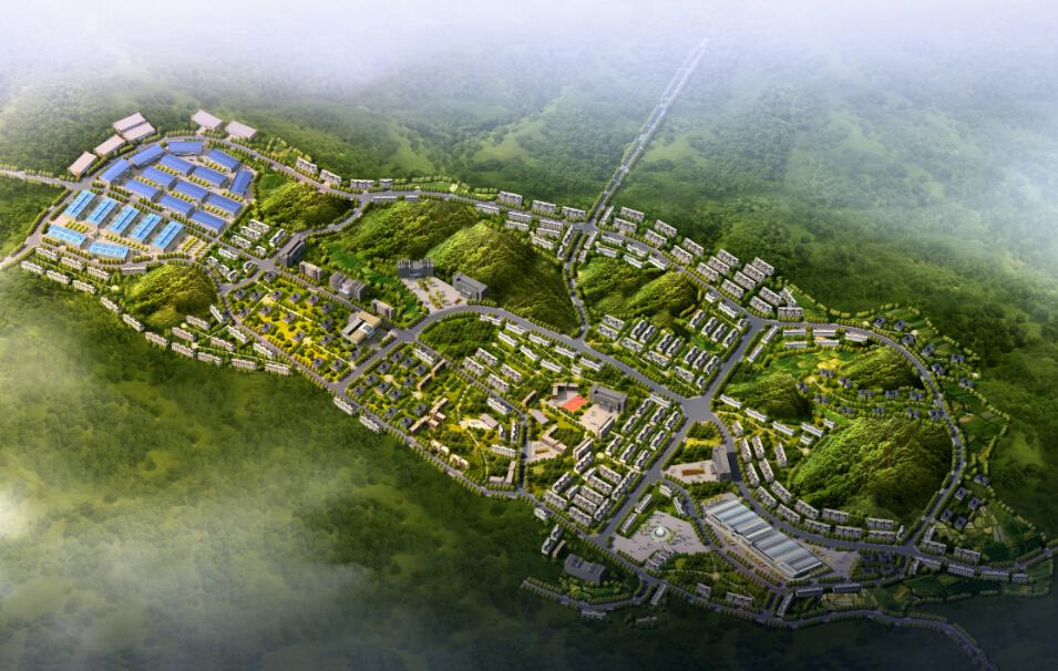 建水县坡头乡总体规划