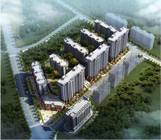 澜沧县棚户区改造建设项目